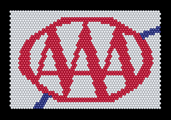 AAA Logo Matrix
